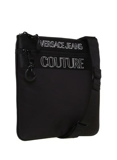 Versace Jeans Versace Jeans Erkek Postacı Çantası Siyah